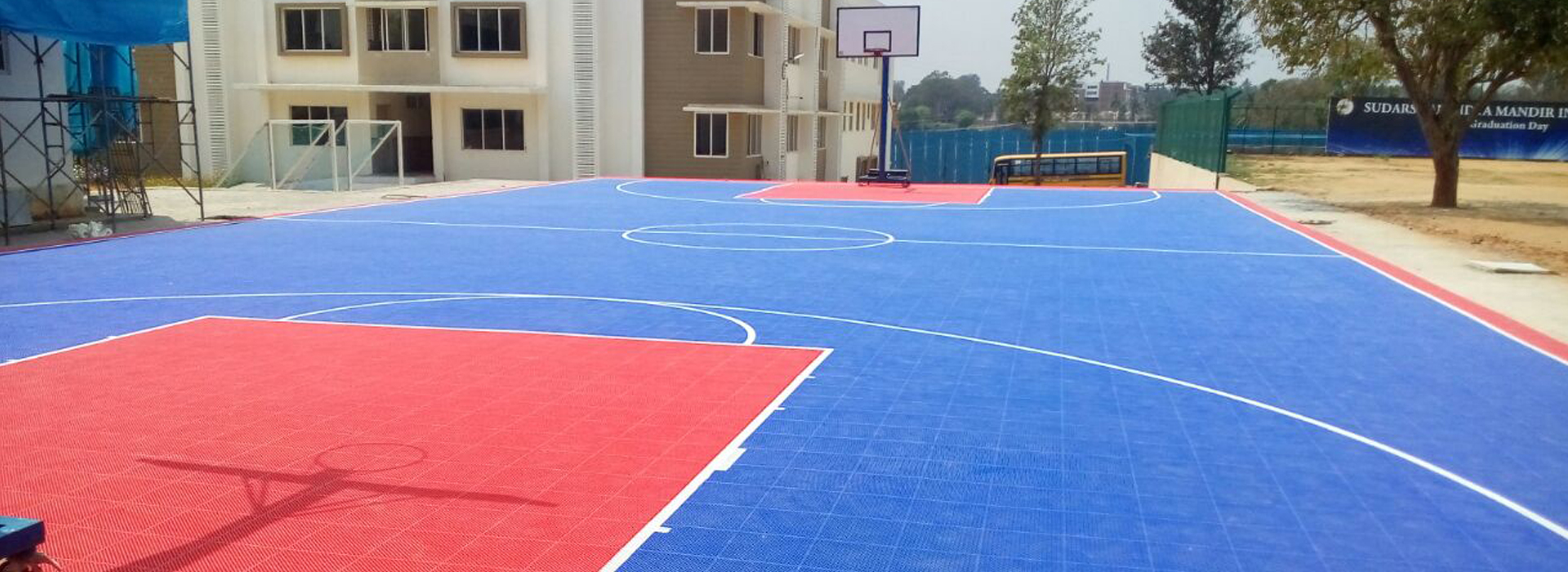 Artificial Turf for Basketball Court In Bangalore