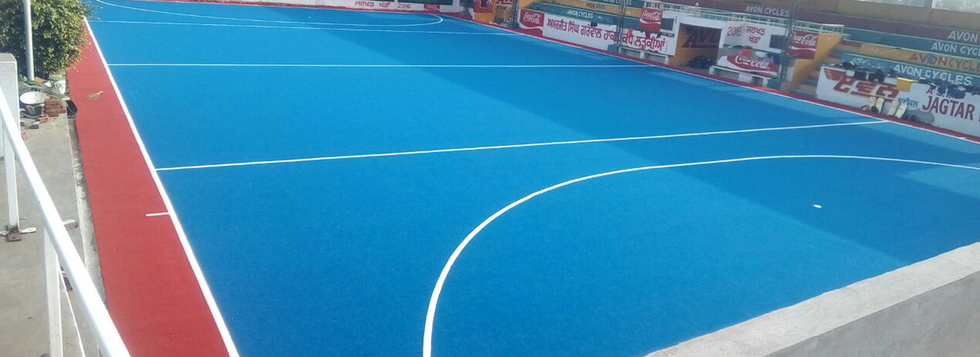Artificial Turf for Hockey Ground  in Bangalore