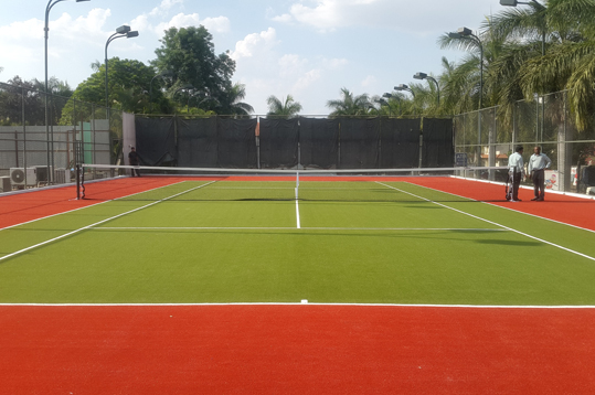 Artificial Turf for Football Court in Chennai