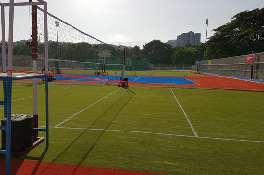 Synthetic Athletic Track Construction Companies in Chennai