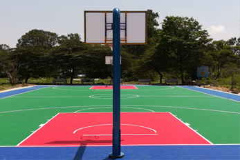 Artificial Turf for Basketball Court in Hyderabad
