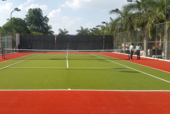 Artificial Turf for Tennis Court in Hyderabad