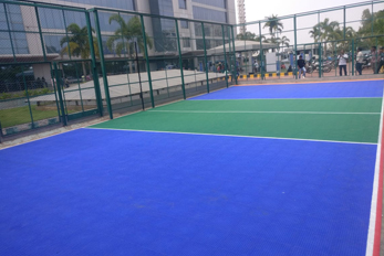 Artificial Turf for Volleyball Court In Hyderabad