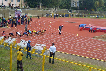 Synthetic Athletic Track Construction Companies in Hyderabad